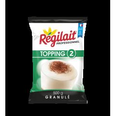 Молоко Regilait Сливки Top2 (20% молока)